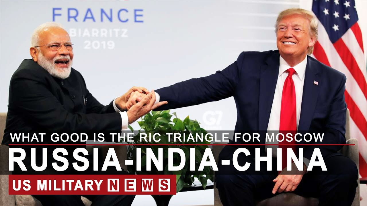 What Good Is the Russia-India-China Triangle for Moscow ?
