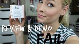Video Doll Face 5 in 1 Cleansing Cream Review download MP3, 3GP, MP4, WEBM, AVI, FLV Juli 2018