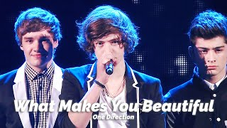 Download Mp3 원디렉션 What Makes You Beautiful 라이브
