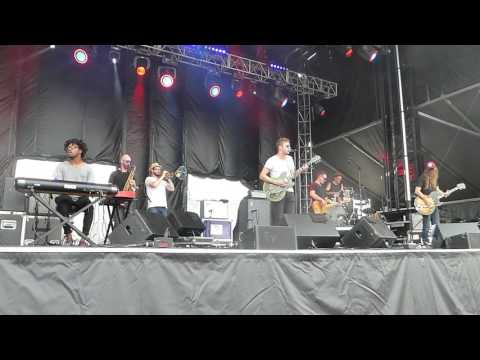 Anderson East - Keep the Fire Burning (FPSF - Houston 06.04.16) HD
