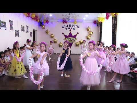 """Танец с веночками муз. """"Вальс цветов"""" П. Чайковский"""