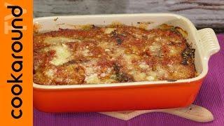 Zapętlaj Parmigiana di melanzane alla napoletana | CookAroundTv