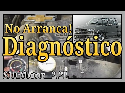 No Arranca Descubre Por Que Chevrolet S10 Motor 22 Diagnostico