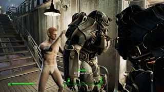 Fallout 4 Дюп-баг Силовой брони и Ядерных блоков