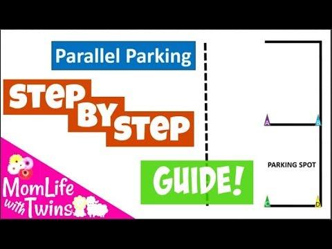 HOW TO PASS PARALLEL PARKING TEST | DUBAI