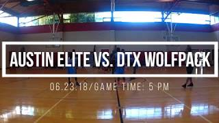 Austin Elite Squad vs. DTX Wolfpack Game Highlights