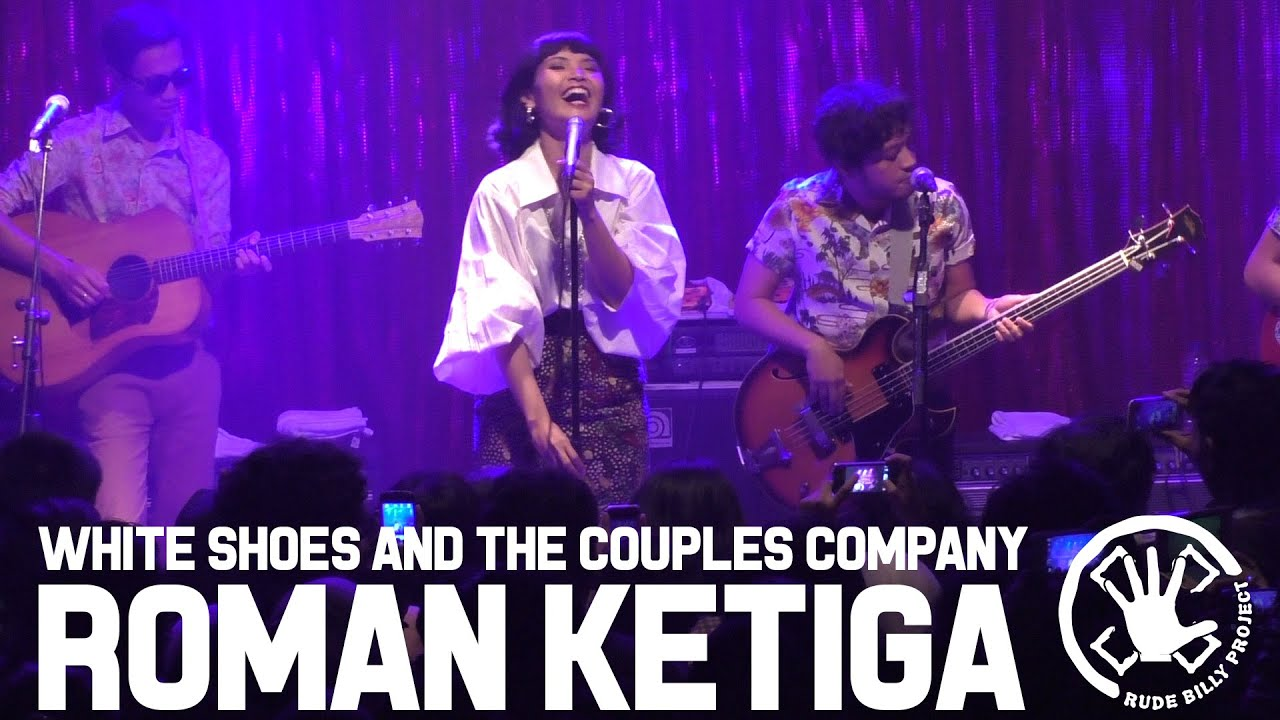 Youtube White Shoes And The Couples Company