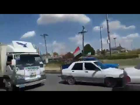 הפגנות באיראן נגד השלטון בעקבות השטפונות הקשים