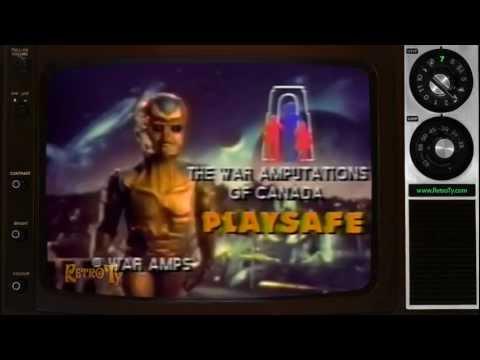 1985  - War Amps - Play Safe