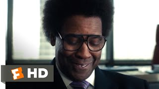 Roman J. Israel, Esq. (2017) - Lack of Success is Self-Imposed Scene (6/10) | Movieclips