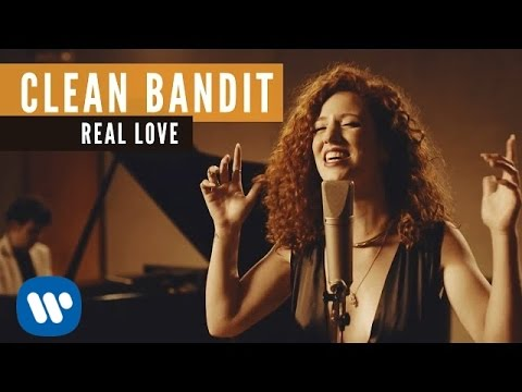 Clean Bandit ft. Jess Glynne - Real Love (Official Music Video)