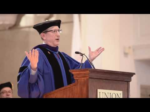 Frederick Lawrence Founders Day speech