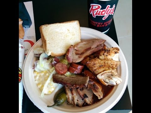Employee appreciation lunch @FoxtecCorp Lunch from @RudysBBQ