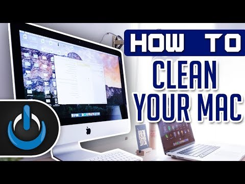 How To Clean Your Apple Computer - 2018