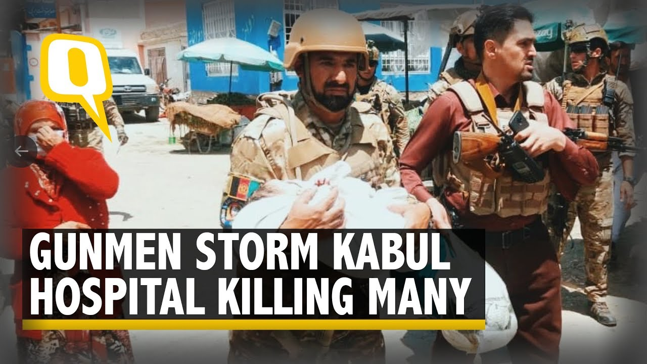 Kabul Attack: At least 15, Including Two Infants, Killed In The Hospital Attack | The Quint