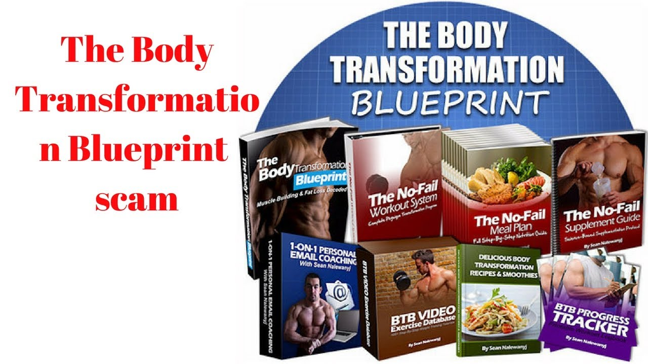 The body transformation blueprint scam youtube the body transformation blueprint scam malvernweather Gallery