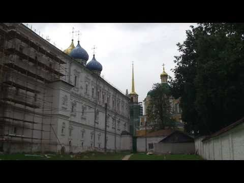 Ryazan Kremlin exposition «History of Russian Army» HD