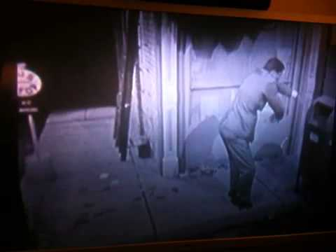 Dick Van Dyke moonwalked first