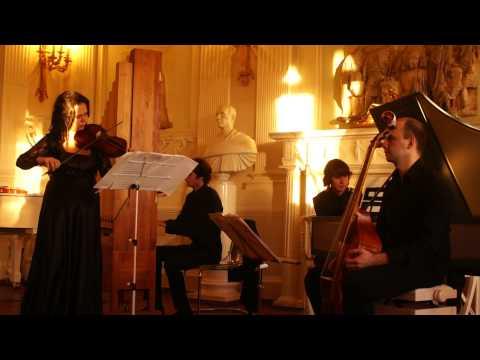 Biagio Marini, Sonata La Variata