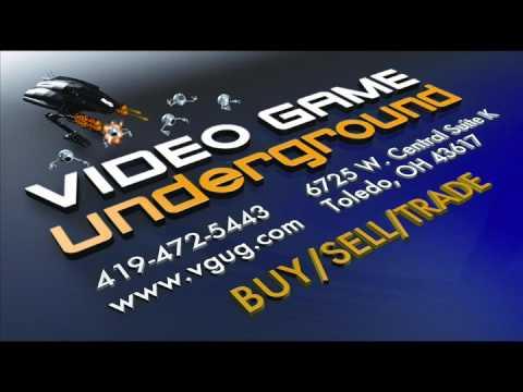 Video Game Underground - High Strung Version by Kryptic Spawn of VGUG