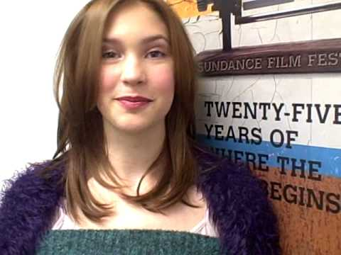 Sundance Shakedown with 'Helen's' Alexia Fast