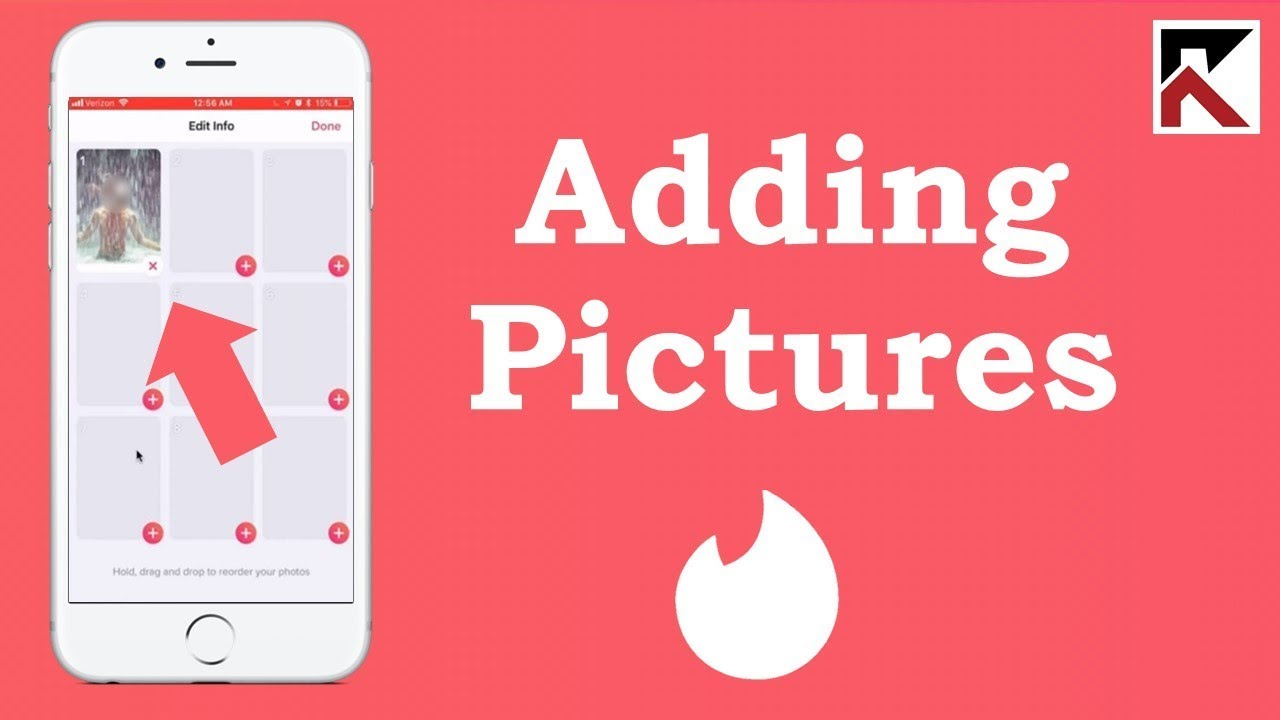Iphone upload photo failed tinder to Tinder now