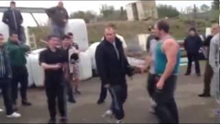 Ward vs Donovan Bareknuckle Fight Part 2