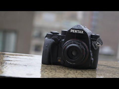 PENTAX KP: First Look