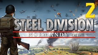 Steel Division: Normandy 44 - Na żywo