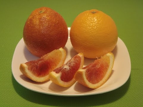 Blood Orange: How to Eat Blood Orange Fruit