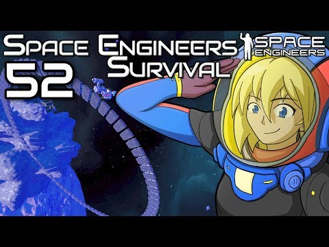 That's one big Stargate | Experimenting with mods | Space Engineers Survival Gameplay | 52