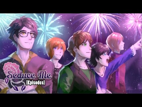OH MY FREAKING GOODNESS!!!! - Let's Play: Seduce Me The Otome Holiday Episode