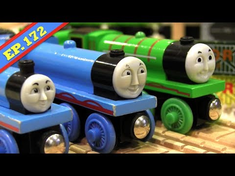 Gordon's Last Hurrah | Thomas & Friends Wooden Railway Adventures | Episode 172