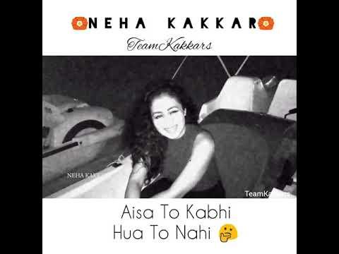 Ishq Mubarak Lyrical || Neha Kakkar || Tum Bin 2