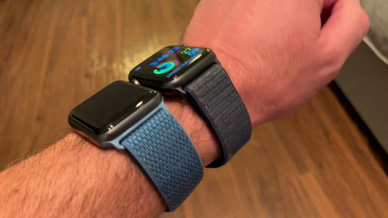 Apple Watch Series 3 vs Series 4 (Cellular) 42mm Vs 44mm [Quick Comparison  2019]