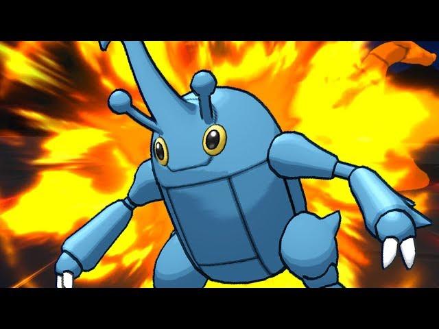 Heracross Is Scorching! - Pokemon ULTRA SUN & ULTRA MOON WiFi Battle #67 VS SleepyAJ