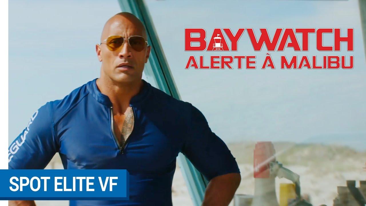 BAYWATCH : ALERTE A MALIBU - Spot Elite (VF) [actuellement au cinéma]
