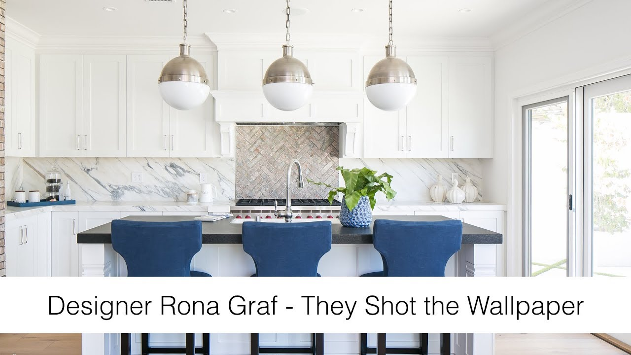 Rona Graf - They Shot the Wallpaper
