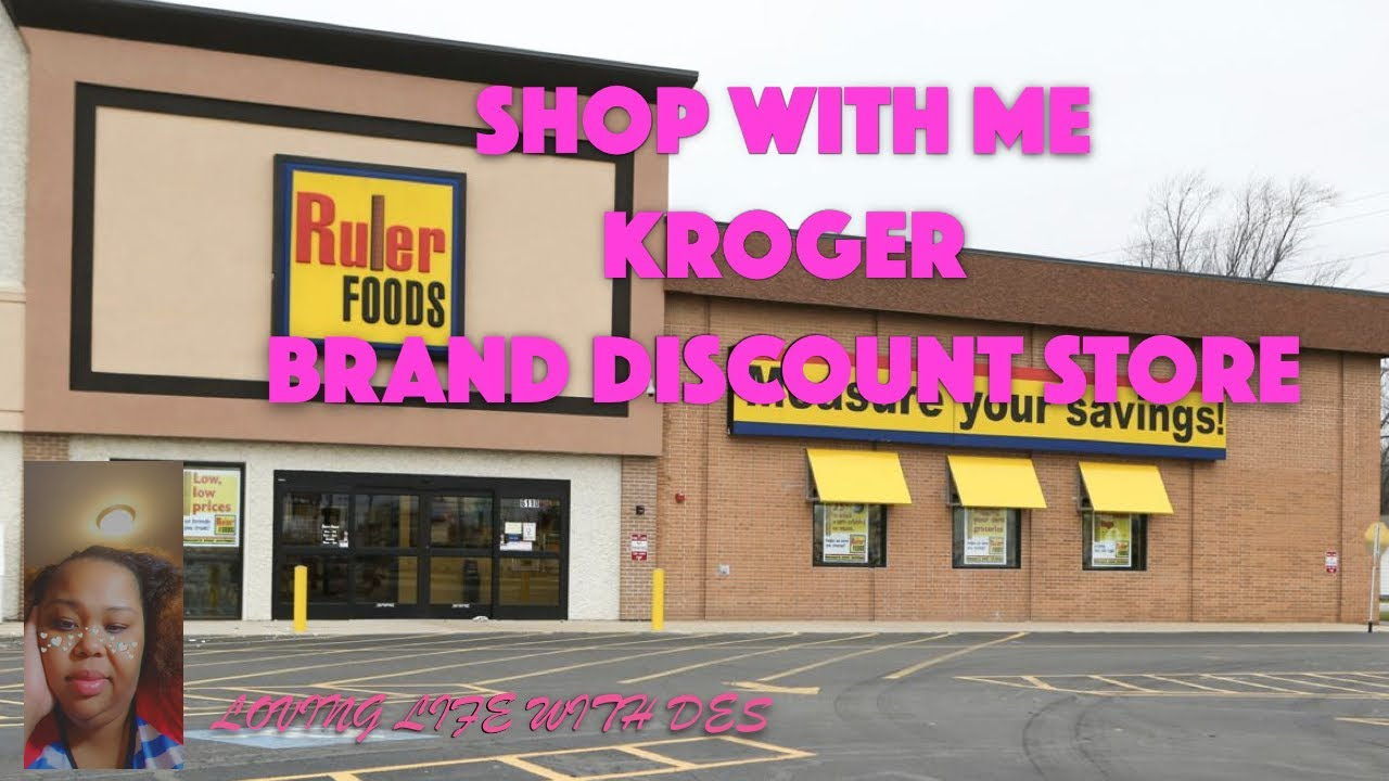 Shop With Me Ruler Food Discount Store Haul Youtube
