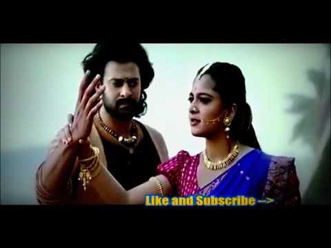 bagubali 2 Romance best scene