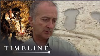 The Mystery Of The Mesolithic Footprints In The Sand | Time Team | Timeline