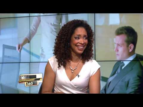 Actress Gina Torres is Here to Discuss Her Hit Show