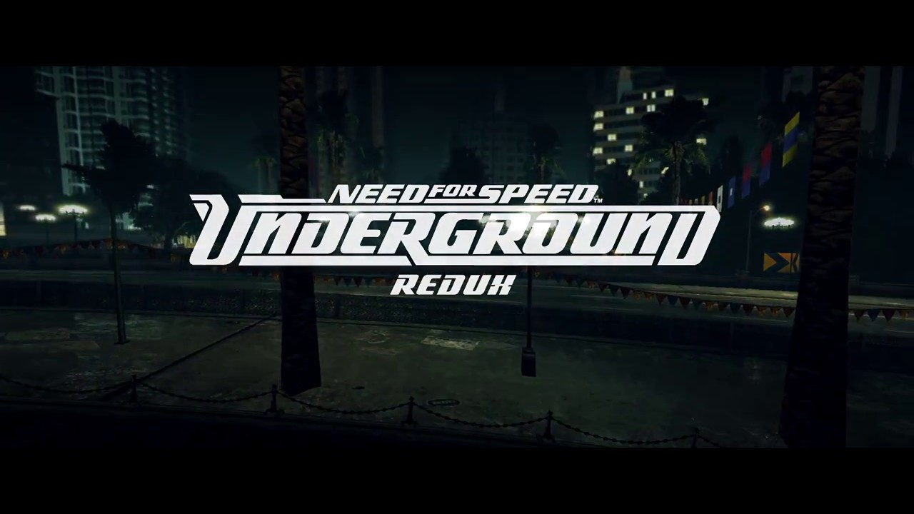 Need for speed underground redux 2017 graphics mod - Need for speed underground 1 wallpaper ...