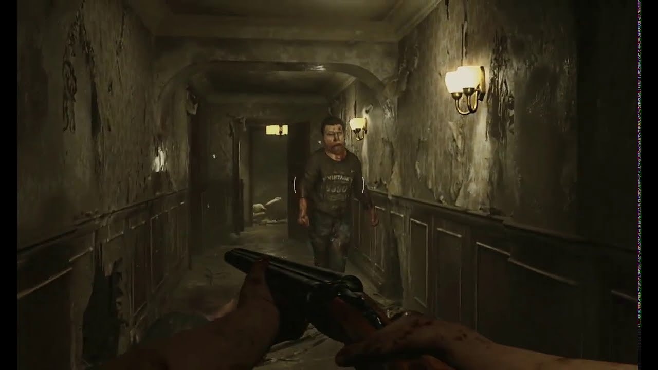 Download ILL New gameplay scene footage HALL SCENE