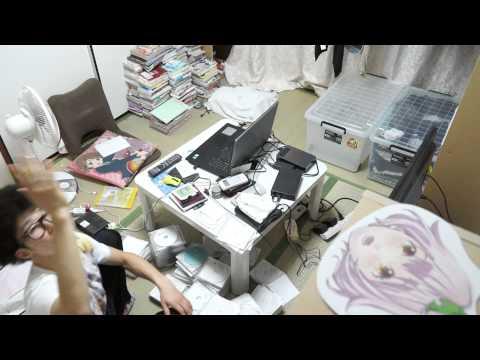 【涼宮あつき】とりあえず部屋掃除してみた streaming vf