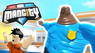 ROBLOX CURSED MAD CITY