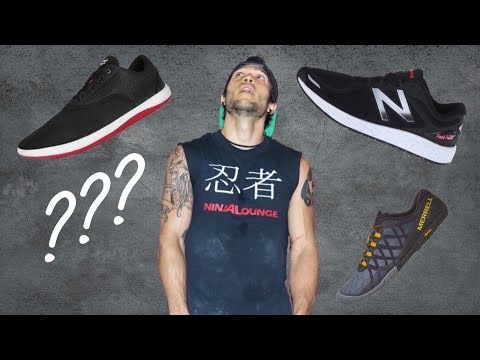 The Best Ninja Warrior Shoes 2020 - YouTube