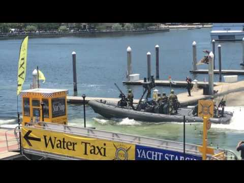 2016 SOFIC Special Operations Demonstration