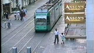 Скачать Offenbach Am Main Anno 1996 Ende Der Straßenbahnlinie 16