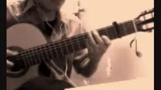 Dahil Mahal Kita - Boyfriends (solo guitar cover)